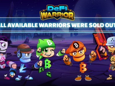 NFT Warriors sold out