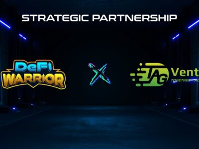 Partnership With TAG Ventures