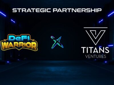Partnership With Titans Ventures